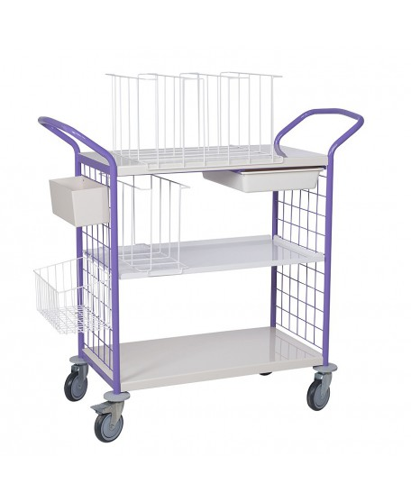 CARTS FOR TOILET AND LAYERS
