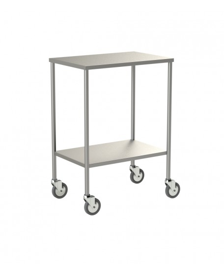 TABLE A INSTRUMENTS INOX 2 PLATEAUX