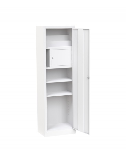 MEDICINE CABINET WITH TWO DOORS