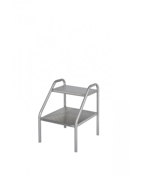STAINLESS STEEL STEPLADDER