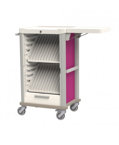FILING CART - RACK TYPE