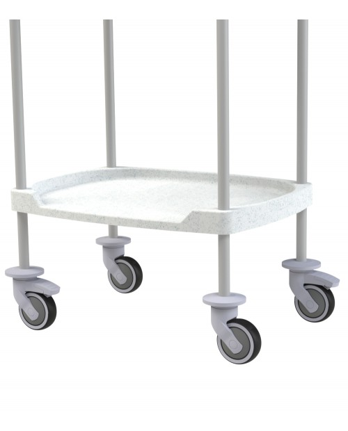 Additional cost for two locking castors