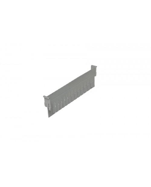 Séparateur profondeur 2 modules pour bac ISO 600x400