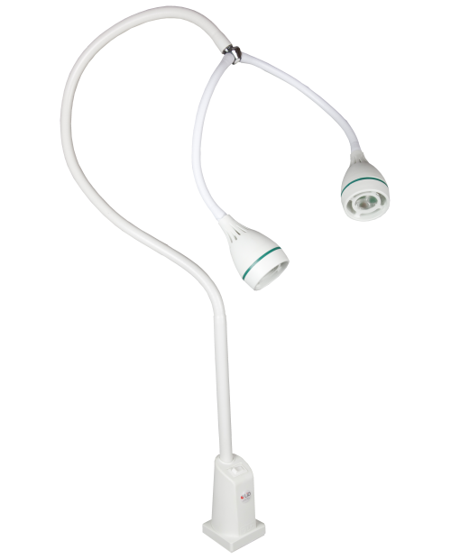 LAMPE LED BI-TÊTE 8,4W