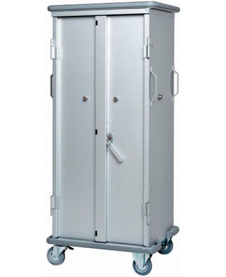 Armoires de transfert inox AiSi 304 - Format  DIN