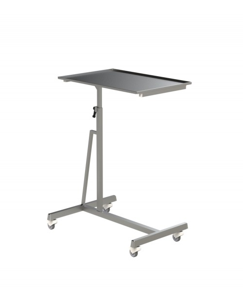 Stainless Steel Mayo Table 600x400