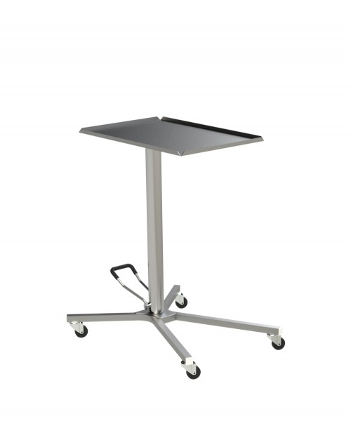 STAINLESS STEEL MAYO TABLE