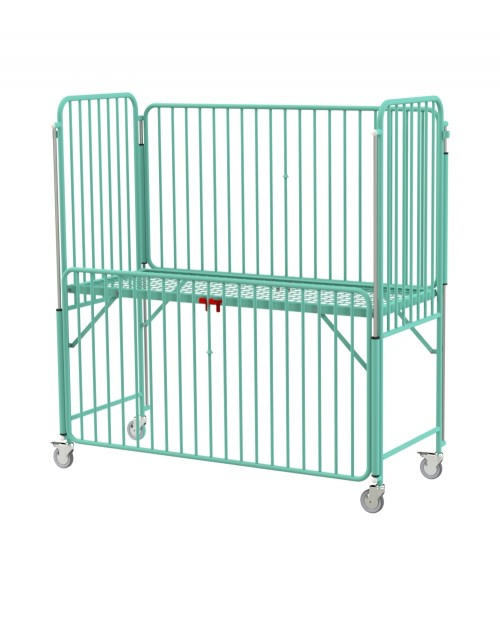 COTS WITH 2 SLIDING SIDES