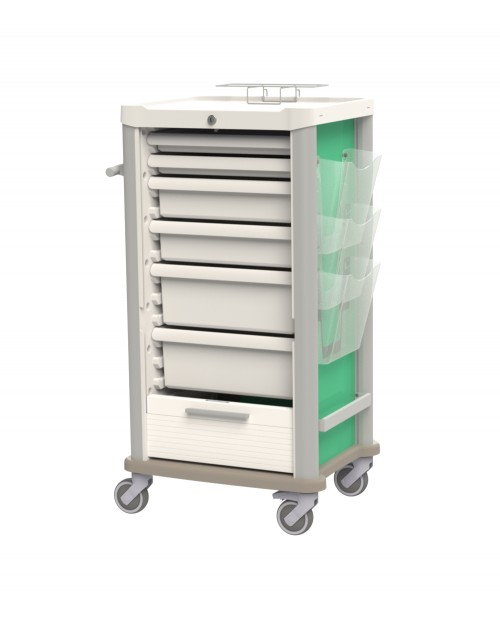 TREATMENT CART COMPACT TYPE