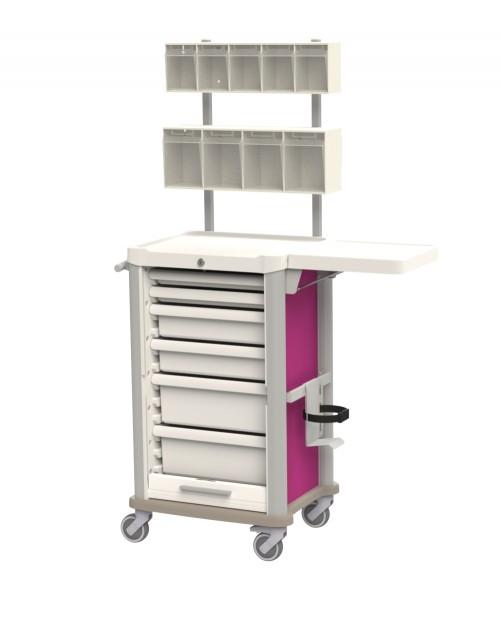 Treatment Cart With Bridge EOLIS® COMPACT