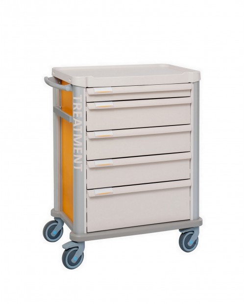 GENERAL CART EOLIS 600x400 EQUIPPED WITHOUT LOCKING  - 10 LEVELS