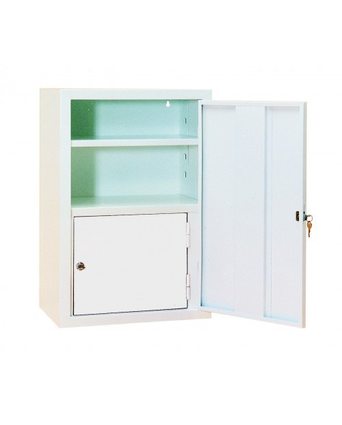 WALL-MOUNTED CABINET FOR DRUGS