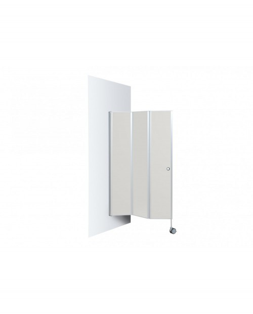 WALL SCREEN WITH RIGID PANELS