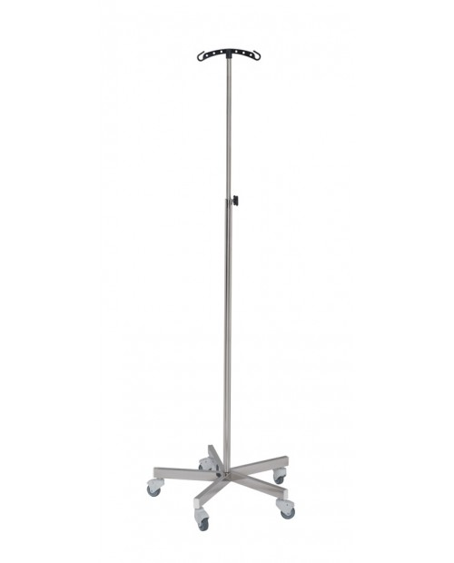 STAINLESS STEEL IV STANDS