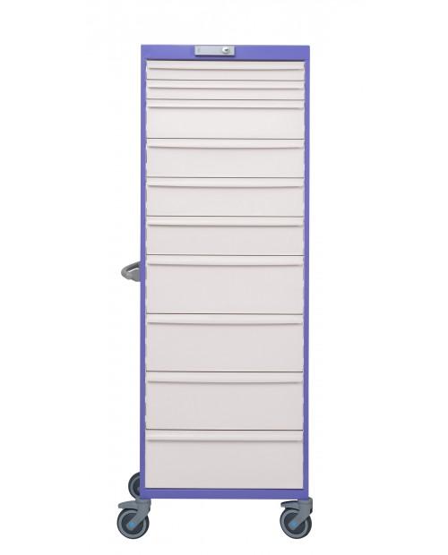 Armoires de stockage mobiles à tiroirs EOLIS®