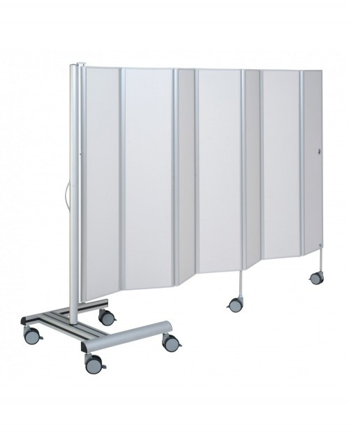MOBILE SCREEN WITH RIGID PANELS