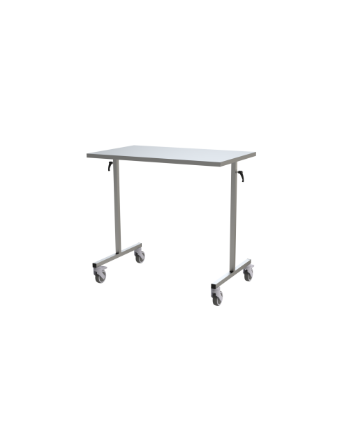 Table pont INOX - Villard Médical
